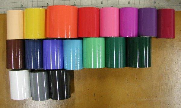 画像1: ロール箔mini  50mm幅 [カラー] (1)