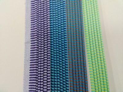 画像3: 花布(2色織り)