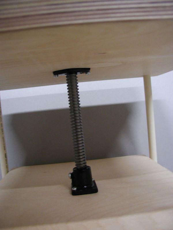 [輸入品]木製卓上プレス機                                        [A100-03]