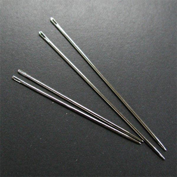 画像1: 手製本用先丸針  スタンダード (1)