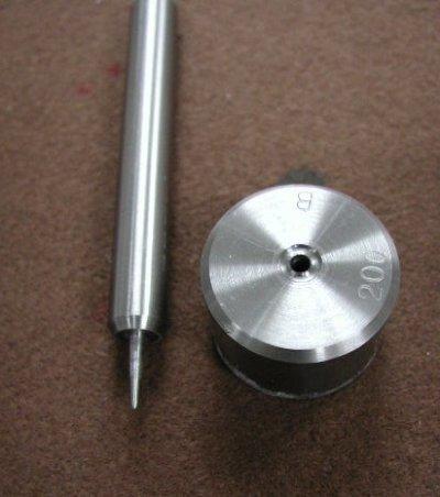 画像1: ハトメ用打具 B200