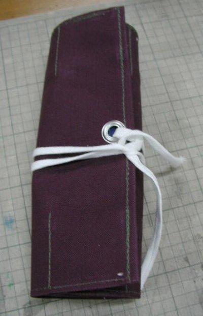 画像3: 道具巻(布製)