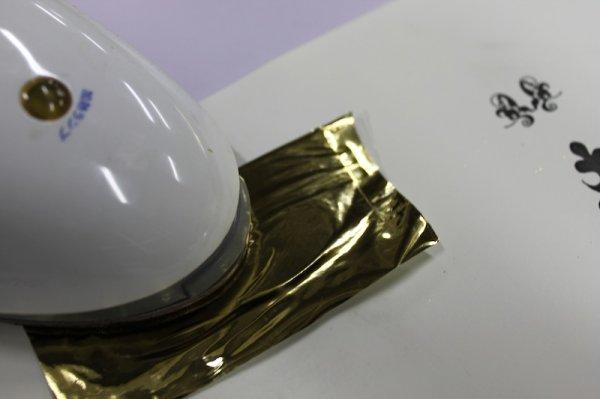 画像1: トナー箔(金属色) (1)