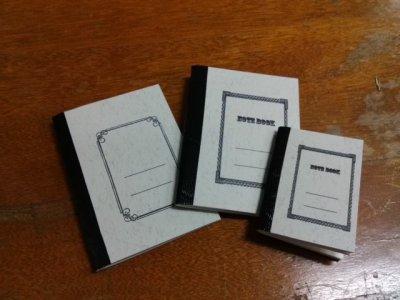 画像1: 毛入り表紙(A3)