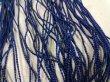 画像2: [藍染] 和綴じ用絹糸 (2)
