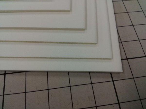 画像1: ピュアマット・中性ボード[550×825mm] (1)