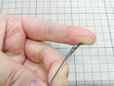 画像1: 針 ヒモ用針
