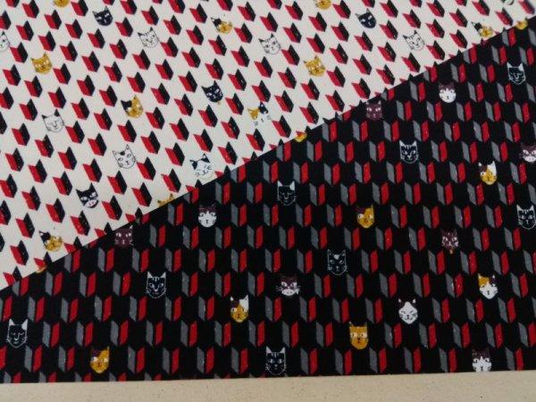 画像1: 矢羽ネコ A4サイズ (1)