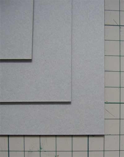 画像1: 芯材 サンプル帳