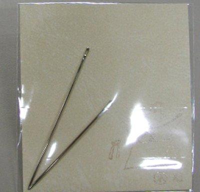 画像2: 手製本用先丸針  スタンダード