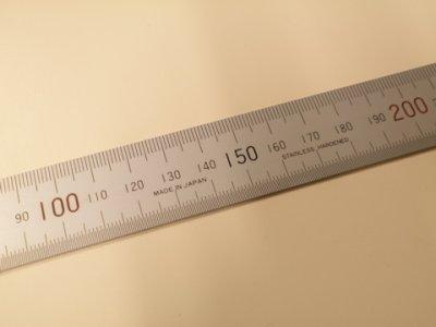 画像2: 300mm 金物定規